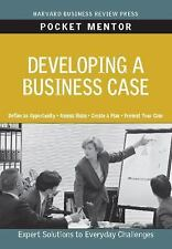 DEVELOPING A BUSINESS CASE - HARVARD BUSINESS SCHOOL PRESS (PAPERBACK) NEW