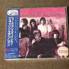 Sealed JEFFERSON AIRPLANE Surrealistic Pillow JAPAN CD BVCP-7351 OBI '95 reissue