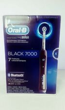 [BLK] Oral-B 7000 SmartSeries, Rechargeable Electric Toothbrush - New In Box!!!