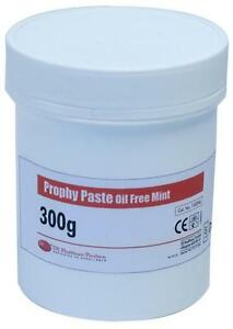 Dental Prophy Mint Prophylaxis Paste Tooth Polishing Cleaning Stain Removal 300g