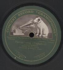 disco 78 giri 78rpm G&T (cane) TRA LE SIEPI / Napule canta O. ASCOLI gramophone