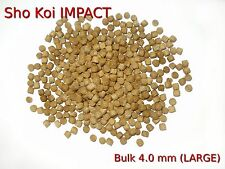 Sho Koi -Lg. Pellet 5 lbs -fish food-helps immune system-better color-high carb