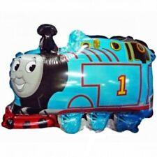 "XL 33"" Thomas the Tank Engine shaped foil balloon 83cm"