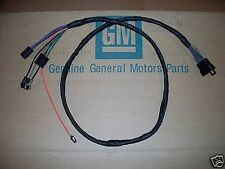 auto trans console wiring harness 68 Pontiac GTO LeMans 1968 tempest