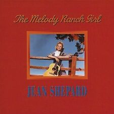 Jean Shepard The Melody Ranch Girl 5 CD Disc Box Bear Family Records