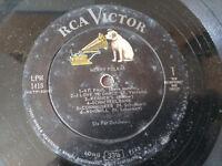 MERRY POLKAS SIX FAT DUTCHMEN RCA VICTOR USA EDITION LP VINYL G+ SOLO EL VINILO