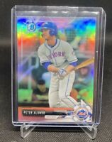 2017 Bowman Draft Chrome Pete Alonso RC BDC-83 Refractor New York Mets Rookie