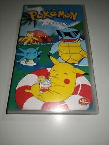 POKÉMON~VHS~N°6~IL NAUFRAGIO~BIM BUM BAM~1999
