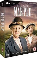 AGATHA CHRISTIE'S MISS MARPLE - Complete Series 1-6 Box Set (NEW DVD)
