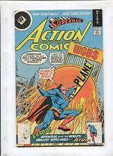 ACTION COMICS #487 (7.5) WHITMAN VARIANT!