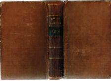 2 Antique Racing Calenders - Charles & James Weatherby pub - 1815 & 1847 FREE SH