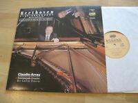 LP Beethoven Klavierkonzert Nr. 3 Claudio Arrau Davis Vinyl Eterna DDR 7 29 213
