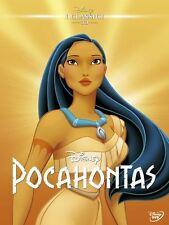 POCAHONTAS  DVD ANIMAZIONE