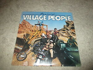 VILLAGE PEOPLE - CRUISIN' LP NEW SEALED