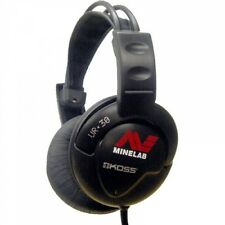NEW Minelab KOSS UR-30 Headphones  - DETECNICKS LTD