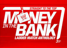 WWE: Straight to the Top - Money in the Bank Ladder Match Anthology (DVD, 2013,