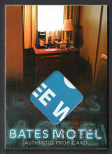BATES MOTEL SEASON 1 Breygent 2015 PROP CARD #BP8 FREE WIFI POSTER #051/100