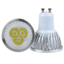 E27 GU10 MR16 Dimmable 9W LED Spot Light Lamp Spotlight Bulb Warm/Cool White