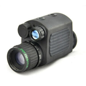 Visionking Night Vision 1x20 Infrared Scopes for Hunting