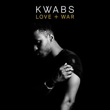 Love War 0825646153213 by Kwabs CD