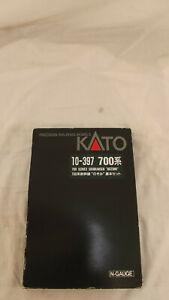 N-Gauge Kato 10-397 700, 700 Series Shinkansen