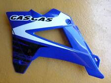 Ouïe gauche bleu Gasgas EC2008 BE92000AZ2508