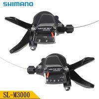 Shimano ACERA SL-M3000 3/9/27 Speed MTB Bike Trigger Lever Shifter Set US