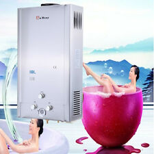 18L LPG Gas Instant 5GPM Hot Water Heater Bolier Digital Display Tankless Shower