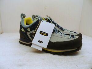 Garmont Womens Dragontail Mountain GTX Hiking Shoe 481199 Light Blue/Lemon 10.5M