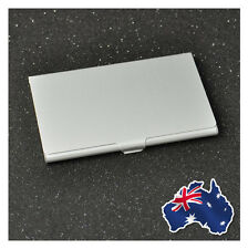 (COST PRICE!) Aluminium Metal Business Card Holder Case Credit ID