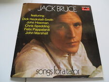 Jack Bruce - Songs For a Tailor .. German Poydor  Vinyl: mint / Cover:very good