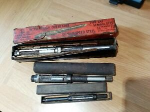3 Vintage Expanding Reamers