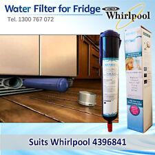 WATER FILTER FOR Whirlpool Side By Side Fridge 6ED2FHGXVA (6ED2FHGXVAPK)