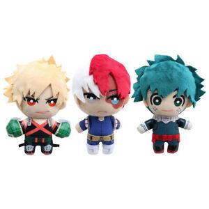 Anime My Hero Academia Deku Plush Doll Toys Stuffed Pillow Toys Gift 15cm