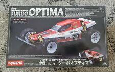 Kyosho 30619 1/10 4wd EP Racing Buggy Turbo Optima Kit OZRC JL