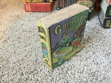 ****VERY RARE SOFTCOVER Gulliver's Travels BIG LITTLE BOOK BLB****