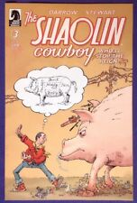 THE SHAOLIN COWBOY: WHO'LL STOP THE REIGN? 3 June 2017 9.2-9.4 NM-/NM VARIANT!!!