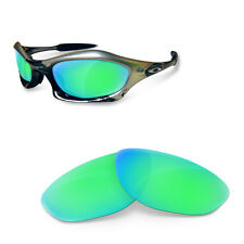 Polarized Replacement Lenses for Oakley splice sapphire green color