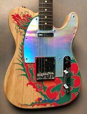 Fender Jimmy Page Telecaster®, Dragon, Rosewood Fingerboard, Natural
