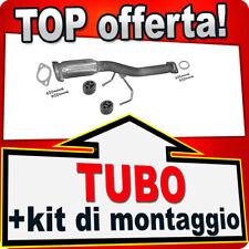 Tubo NISSAN JUKE 1.2 DIG-T Marmitta Tubo flessibile ALA