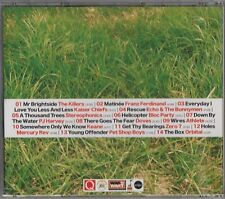 Live From Glastonbury *CD Album*The Killers, Echo & The Bunnymen, Pet Shop Boys