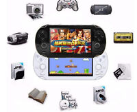 Portable 4.3 inch PSP 2000 Games Handheld Video Game Console MP5 Player 8GB