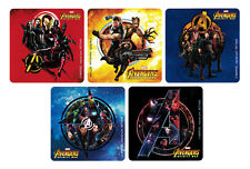 15 The Avengers Infinity Wars Stickers Kid Party Goody Loot Bag Favor Supply