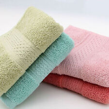 New Multi-Color Soft Luxury 100% Cotton Face Hand/Bath Bathroom Towel Bale