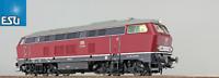 """ESU H0 AC/DC 31002 Diesellok BR 216 156 der DB """"Sound + Dampf"""" - NEU + OVP"""