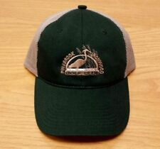 Pinebrook Ironwood Golf Club Green Adjustable Strap Trucker Hat / Cap