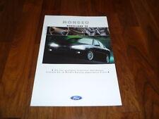 Ford Mondeo Prospekt 08/1998