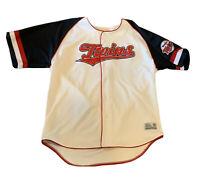 Vintage Minnesota Twins Dynasty Baseball Shirt 2XL Rare Find