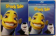 DREAMWORKS SHARK TALE BLU RAY + SLIPCOVER SLEEVE FREE WORLD WIDE SHIPPING BUY IT