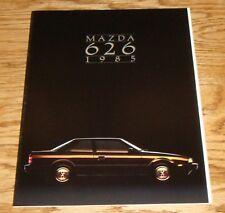 Original 1985 Mazda 626 Sales Brochure 85